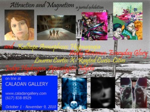 Online Solo Photo Collage Exhibit