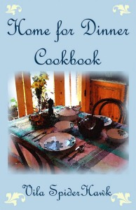 Vegetarian Cookbook by Vila SpiderHawk