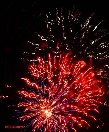 Fireworks #6 (c)Lauren Curtis