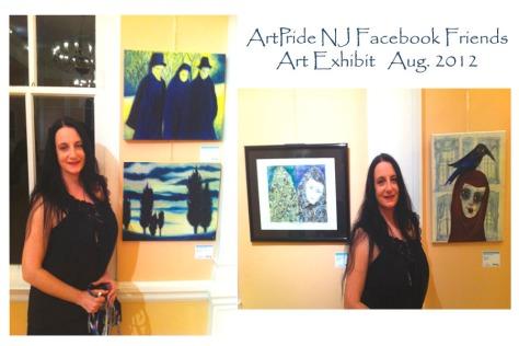 Annual Facebook Friends Exhibit