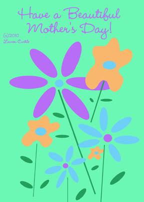 Original Mother's Day Cards (c)Lauren Curtis