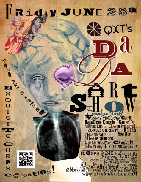 QXT artshowJune2013