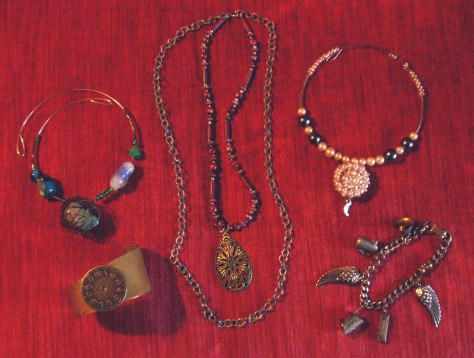 1-of-a-Kind Steampunk Jewelry by Lauren Curtis
