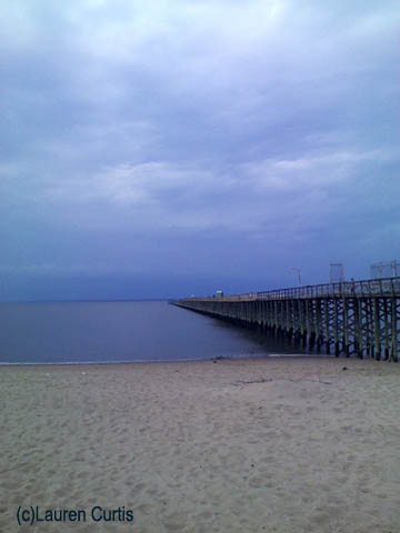 Keansburg Beach (c)July2013 Lauren Curtis