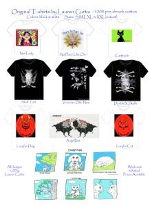 T-shirt/card design Flyer