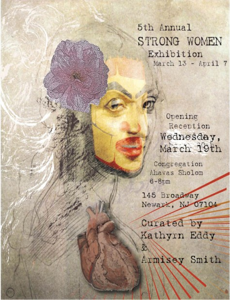 STRONG WOMEN show March 2014