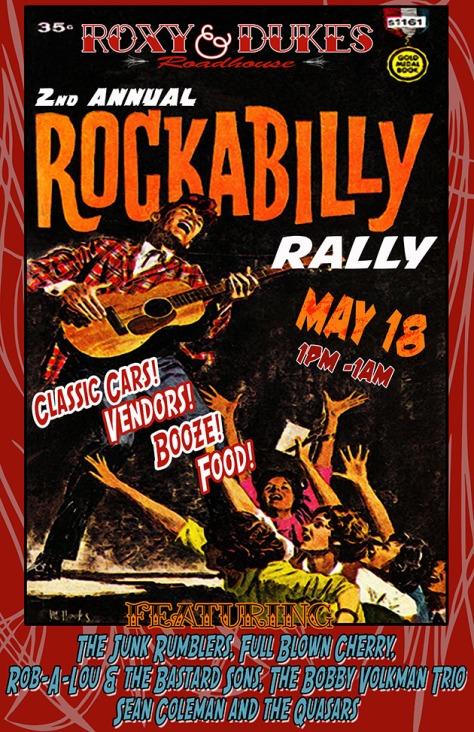 RockabillyRally2014