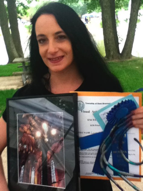 EBruns Art Award June2011