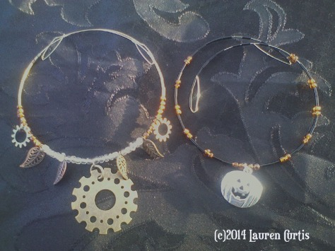 Steampunk & Gothic Necklaces 2014