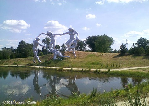 Grounds  For Sculpture (c)July2014