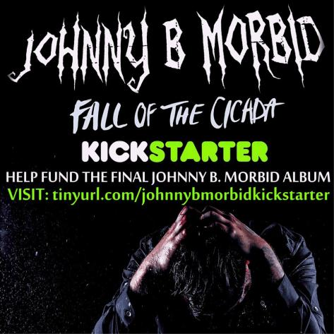 JOHNNY B. MORBID CD
