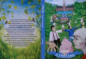 Just Judy, novel, cover design by Lauren Curtis