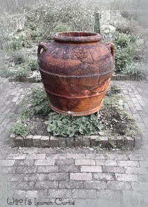 Cross Estate Urn, (c)May2015