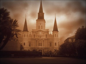 Nola Gothic Church (c)Lauren Curtis