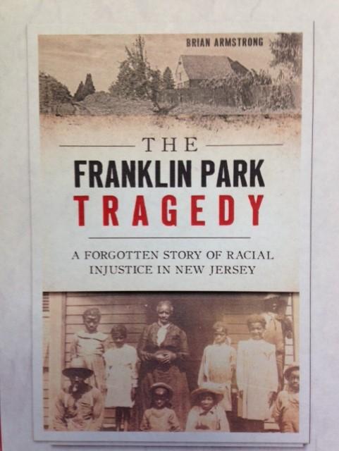 FranklinParkTragedyBookFlier
